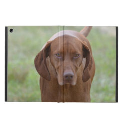 iPad Air Powis Case with Vizsla Phone Cases design