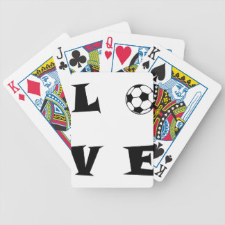 LOVE11 BICYCLE PLAYING CARDS