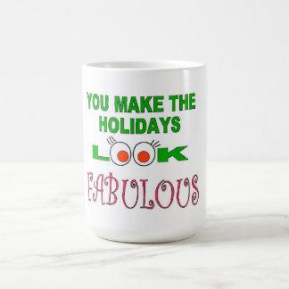 Love2Looktees Fabulous Holiday Mug