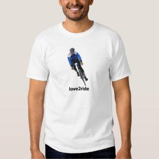 love2ride tee shirt