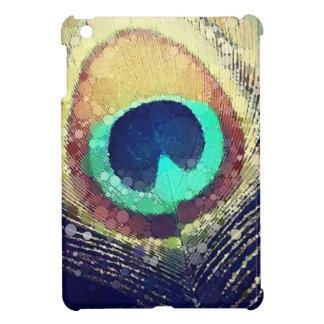 Love2Snap Peacock Feather iPad Mini Cover