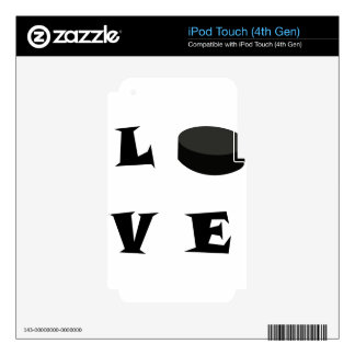 LOVE35 DECAL FOR iPod TOUCH 4G
