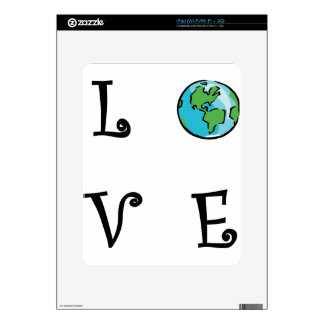 LOVE37 DECALS FOR iPad