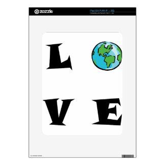 LOVE38 iPad SKIN