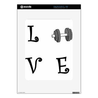 LOVE41 SKIN FOR iPad