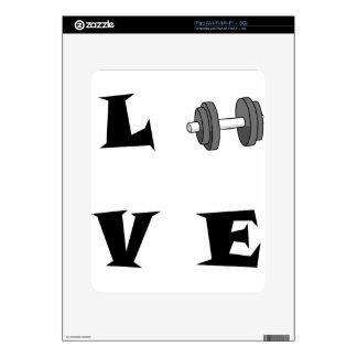 LOVE42 iPad SKINS