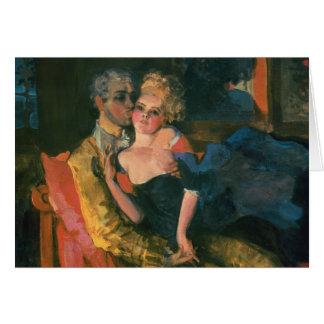 Love, 1910 card