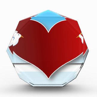 Love-198 Acrylic Award