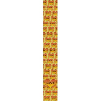 Love 1 Corinthians 13 Hearts tie