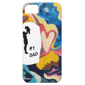 Love #1 Dad iPhone SE/5/5s Case