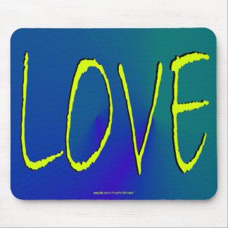 Love 1 Mousepad