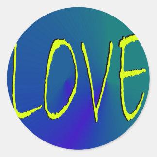 Love 1 Sticker