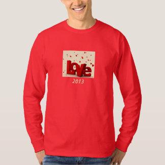 Love 2013 Tshirt