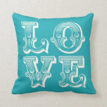LOVE | 20X20 THROW PILLOW