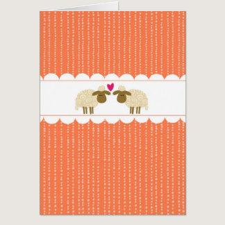 Love 2 Ewe Card
