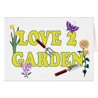Love 2 Garden Graphic Card