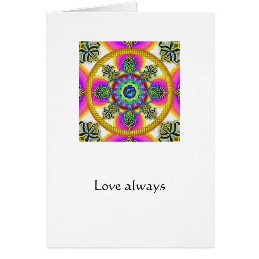 love_2, Love always Card