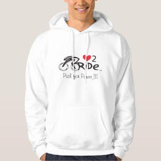 Love 2 Ride Hoodie