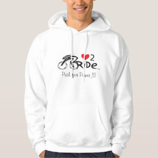 Love 2 Ride Sweatshirt