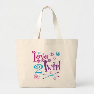 Love 2 Twirl Bag