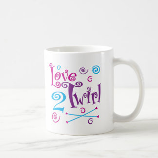 Love 2 Twirl Coffee Mug