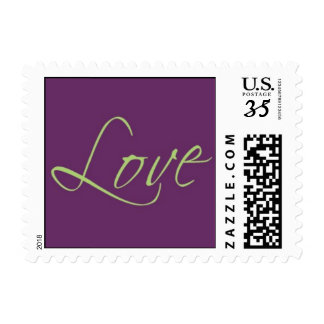 Love 34 cent Postage Stamp