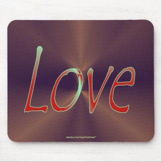 Love 3 Mousepad