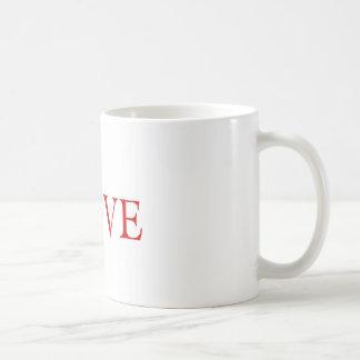Love 3X Coffee Mugs