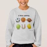 Love 46 sweatshirt