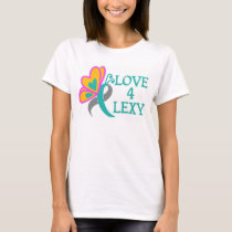 Love 4 Lexy awareness T-shirt