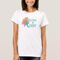 Love 4 Lexy - NF awareness T-shirt