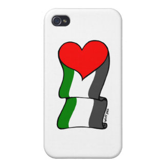 Love 4 Palestine! Cases For iPhone 4