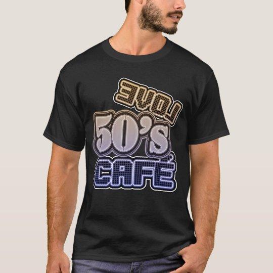 Love 50's Cafe Vintage #2 - T-Shirt