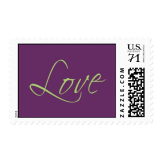 Love 70 cent Postage Stamp
