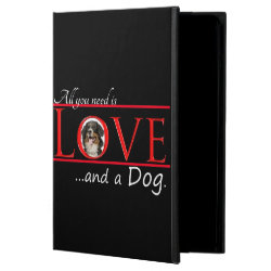 iPad Air Powis Case with Bernese Mountain Dog Phone Cases design