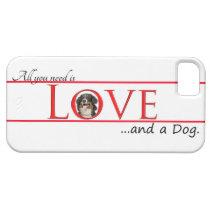 Love a Bernese Mt. Dog Smartphone Case