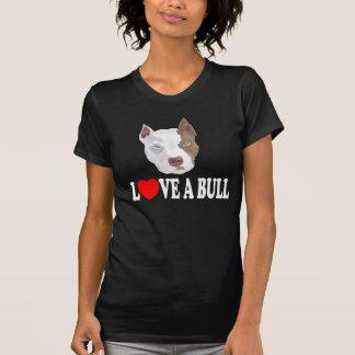 Love A Bull Tee Shirts