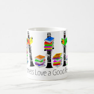Love A Good Read! Coffee Mug