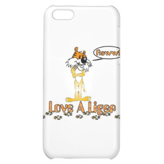 Love A Liger Case For iPhone 5C