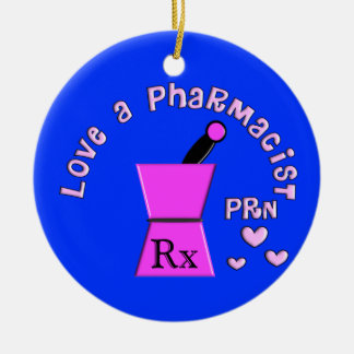 Pharmacy Ornaments  Keepsake Ornaments  Zazzle