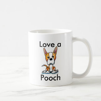 Love a Pooch Coffee Mugs