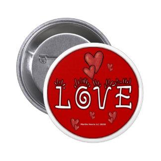 Love - A Positive Word Button