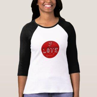 Love - A Positive Word T-Shirt