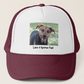 Love a Rescue Pup Hat