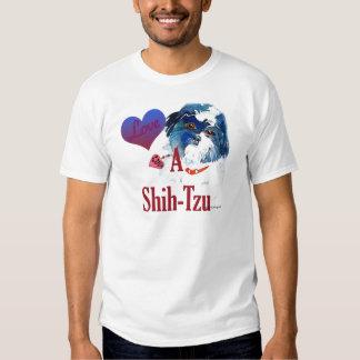 Love a Shih Tzu Shirt