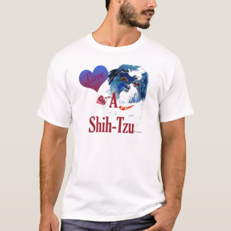 Love a Shih Tzu T-Shirt