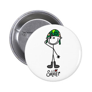 Love a Soldier Pin