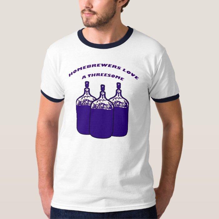 Love a Threesome T-Shirt