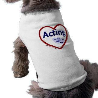 Love Acting Tee