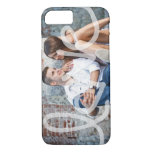 """love"" Add Your Photo Iphone 7 Case at Zazzle"